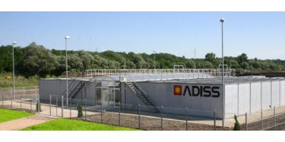 Adipur - Model 2 - Compact Wastewater Treatment Plants