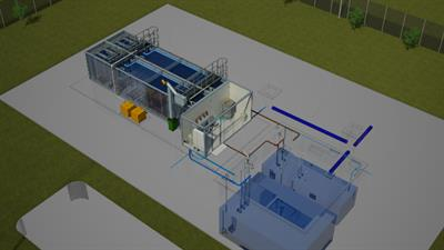 Adipur - Model BM - Compact Wastewater Treatment Plants