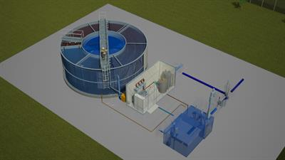 Adipur - Model C - Compact Wastewater Treatment Plants