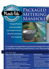 Plasti-Fab Fiberglass Packaged Metering Manholes Brochure