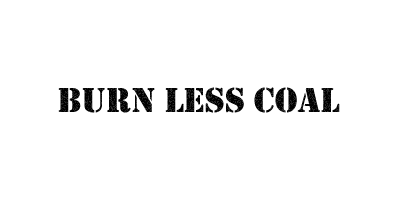 Burn Less Coal