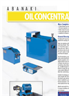Oil Concentrator™ Brochure (PDF 1.161 MB)