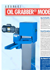 Oil Grabber™ Model 8 Brochure (PDF 307 KB)