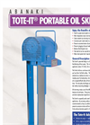Tote-It™ Portable Oil Skimmer Brochure (PDF 826 KB)