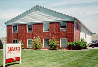 Abanaki`s expanded headquarters located in Chagrin Falls, Ohio.