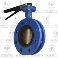 Pioneer - Model D41X - Flanged Butterfly Valve