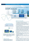 AS32M Continuous Monitoring of Ambient Nitrogen Dioxide Analyzer - Brochure