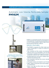 PM162M Automatic, Low Volume, Particulate Sampler - Brochure