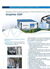 Graphite 52M Heated FID Hydrocarbons (THC/NmHC/CH4) Analyzer - Brochure