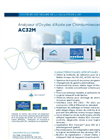 AC32M Analyzer Chemiluminescent Nitrogen Oxides Analyzer (French) - Brochure