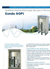 HOFI BOX Stack Gas Sampling System (French) - Brochure