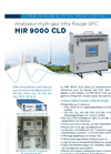 MIR 9000 Multi-Gas Infrared GFC Analyzer (with CLD Option) (French) - Brochure