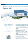 Topaze 32M Heated Chemiluminescence Nitrogen Oxides Analyzer (French) - Brochure