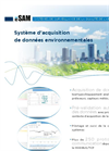 eSAM Environmental Data Acquisition System (French) - Brochure