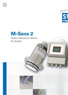 M-Sens 2 Online Humidity Measurement Microwave Sensor - Brochure