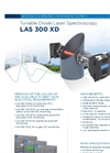 LAS 300 XD Tunable Diode Laser Spectroscopy - Brochure