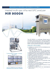 MIR 9000H Heated Multi-Gas Infra-Red GFC Analyzer - Brochure