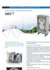 SEC - Stack gas sampling system - Brochure
