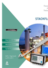 ENVEA Stackflow - Model 400 - QAL 1 - Certified Ultrasonic Flowmeter - Brochure
