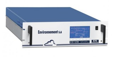 Environnement S.A. - Model CO12M - Gas Filter Correlation Carbon Monoxide Analyzer