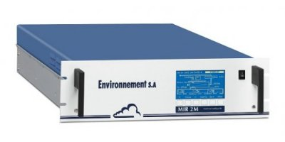 Environnement S.A. - Model MIR 2M - CO, CO2 and O2 Multi-gas Infra-red Analyzer