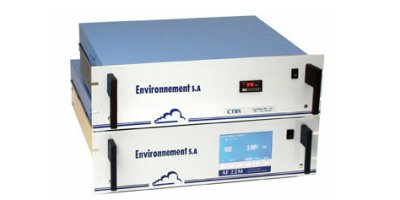 Environnement S.A. - Model AF22M-TRS - Total Reduced Sulfur (TRS) Compounds & SO2 Analyzer