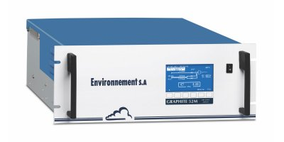 Environnement S.A. - Model Graphite 52M - Heated FID Hydrocarbons (THC / NmHC / CH4) Analyzer