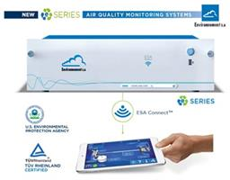 Environnement S.A - Version ESA Connect™ Application - AQMS Smartphone and tablet User Interface Software