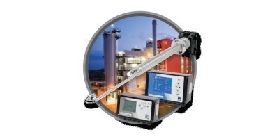 Environnement S.A - Model STACKFLØW 400 - Flue Gas Flow Measurement System