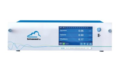 Environnement S.A. - ENVEA - Model VOC72M - VOC ( BTEX ) Analyzer Based On Gas Chromatography (GC) and Photo-Ionization Detector (PID)