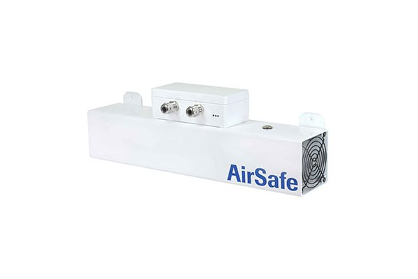 ENVEA - Model AirSafe 2 - Ambient Air Dust Monitoring