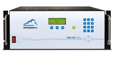 Environnement S.A. - Model MGC101 - Multi-Gas Calibrator for Ambient Air Gas Analyzers