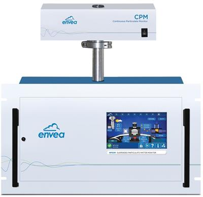 ENVEA - Model MP101M with CPM Module - Automatic & Real-Time Suspended Particulate Monitor