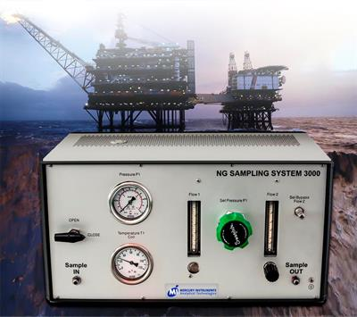 Model NG 3000 - Natural Gas Sampling System