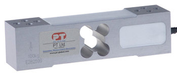 PT Limited - Model PTASP6-E - Aluminium Single Point Loadcell (50kg - 300kg)