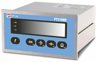 PT Limited - Model PT210 Series - Weighing Indicator, Advanced Panel Mount