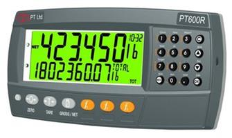 PT Limited - Model PT600R - Advanced Function Digital Weighing Indicator