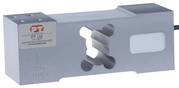 PT Limited - Model PTASP6-W - Aluminium Single Point Loadcell (50kg - 635kg)