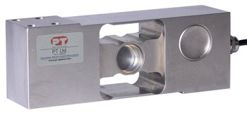 PT Limited - Model PTSSP6-GW - Stainless Steel Single Point Loadcell (200kg - 500kg)