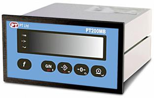 PT Limited - Tank Weighing System