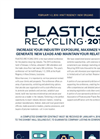 Plastics Recycling 2016 - Brochure