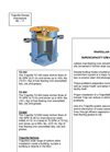 Trapzilla - Supercapacity Grease Trap Datasheet
