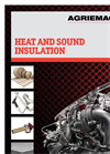 Heat and Sound Insulation Brochure