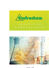 Envirochem's providing services catalogue