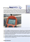 KT10 Handheld Conductivity and Magnetic Susceptibility Instrument Datasheet