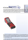 KT20 Conductivity, Induced Polarisation, Density and Magnetic Susceptibility Meter Datasheet