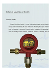 External Liquid Level Switch Sensor Brochure