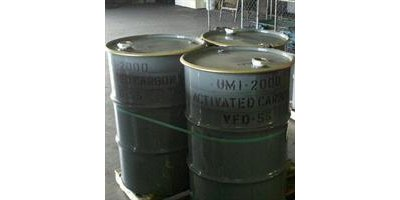UMI-2000 Activated Carbon - Model VFD-55 - Activated Carbon Adsorber Drums