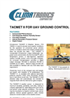 TACMET II for UAV Ground Control Systems Brochure