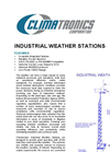Industrial Weather Station Brochure